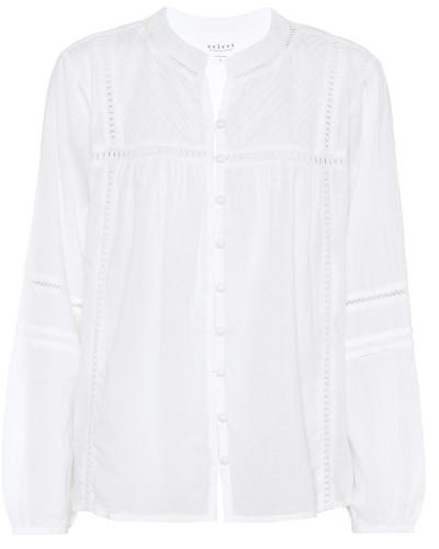 Bluse Yadira aus Baumwolle