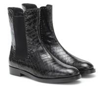 Chelsea Boots Anne aus Leder