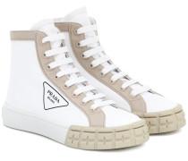 High-Top-Sneakers Wheel
