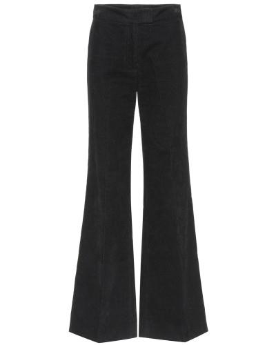 Flared Hose aus Baumwoll-Cord
