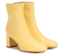 Ankles Boots Agnes aus Leder
