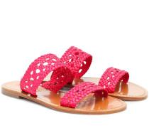 Sandalen Cala aus Leder