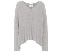 Pullover aus Wolle und Yak