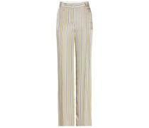 Hose Stripy Attitude mit weitem Bein