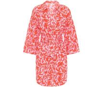 Kleid Samy aus Baumwolle und Seide