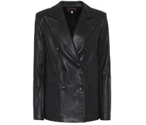 Blazer Jones aus Leder