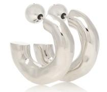 Ohrringe Giacometti aus Sterlingsilber