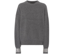 Pullover mit Wolle