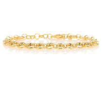 Vergoldetes Armband Small Circe Link