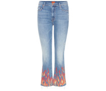 Jeans The Insider Crop Fray