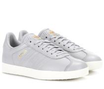 Sneakers Gazelle aus Leder