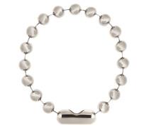 Halskette Metal Pearl