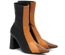 Ankle Boots Helga aus Leder