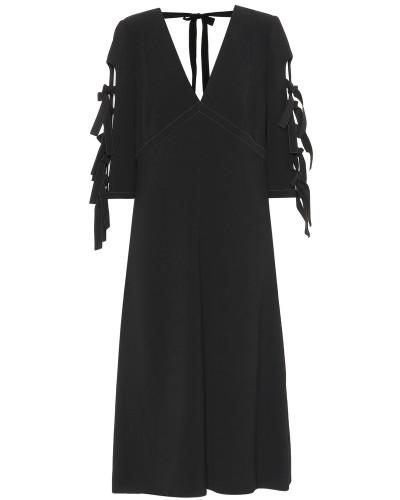 Kleid mit Schleifendetails