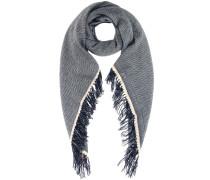 Schal Swann aus einem Woll-Cashmere-Gemisch