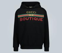 Hoodie Boutique aus Baumwolle