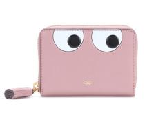 Portemonnaie Small Eye aus Leder