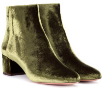 Ankle Boots Brooklyn 50 aus Samt