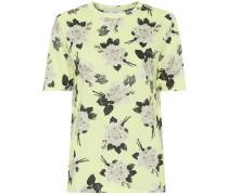 Bedrucktes T-Shirt Hettie aus Baumwolle