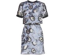 Kleid Florentine aus besticktem Tüll
