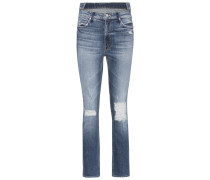 Distressed Jeans The Dazzler Shift