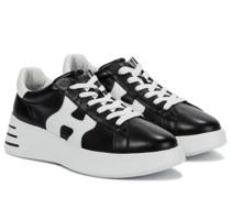 Sneakers Rebel H564 aus Leder