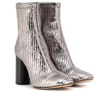 Ankle Boots Rillyan aus Leder