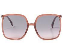 Oversize-Sonnenbrille FF