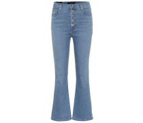 High-Rise Flared Jeans Lilie