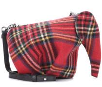 Tasche Elephant Mini aus Wolle