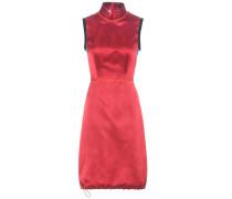 Kleid aus Duchesse-Seide