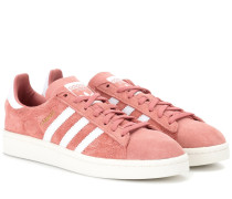 Sneakers Campus W aus Veloursleder