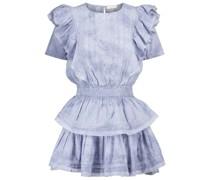 Minikleid Natasha aus Denim