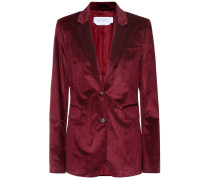 Blazer Single aus Cord