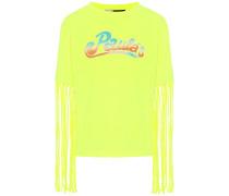 Paula's Ibiza Bedrucktes T-Shirt aus Jersey