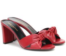 Sandalen Bianca 75 aus Leder