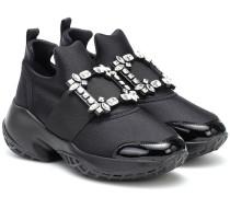 Sneakers Viv' Run mit Kristallen
