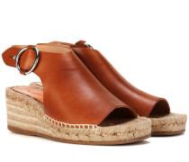 Sandalen Calla aus Leder