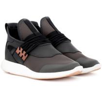 Sneakers Elle Run mit Leder