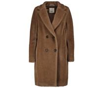 Mantel Rosato aus einem Alpakagemisch