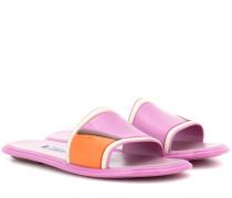 Sandalen aus Gummi