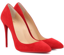 Pumps Eloise 100 aus Veloursleder