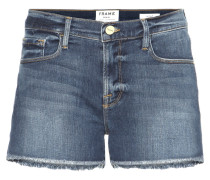 Le Cutoff Denim-Shorts