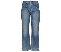 High-Rise Straight Jeans Victoria