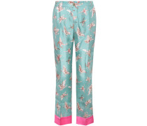 Pyjamahose aus Seide