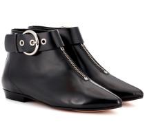 Ankle Boots Rilows aus Leder