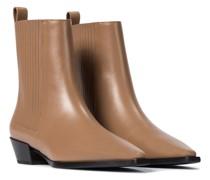 Ankle Boots Belinda aus Leder