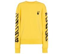 Sweatshirt Arrows aus Baumwolle
