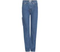 High-Rise Jeans Classic