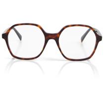 Brille D-Frame aus Acetat
